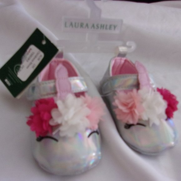 Laura Ashley New Baby Girl Unicorn